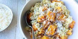 Best Butternut Squash Risotto With Rosemary And Parmesan