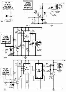 Remote Control Using Vhf Modules