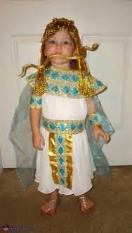 Homemade Cleopatra Costume