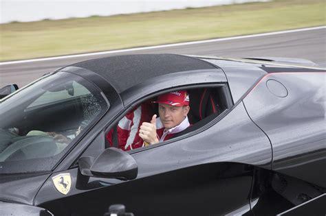 If kimi raikkonen and felipe massa were to finish first and second. Τα αυτοκίνητα του Kimi Raikkonen - Autoblog.gr