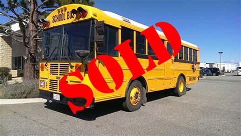 school bus  thomas school bus  sale