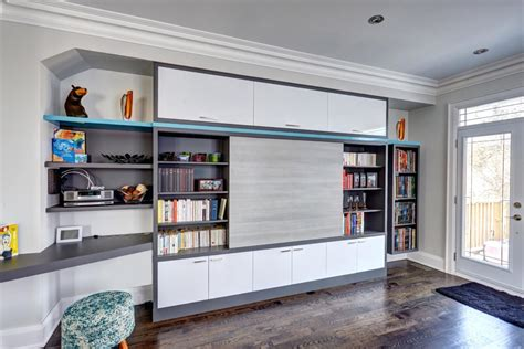 wall unit with desk and tv wall unit entertainment center media cabinet custom