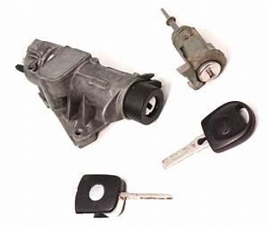 Lock Key Set Ignition Door Handle 99
