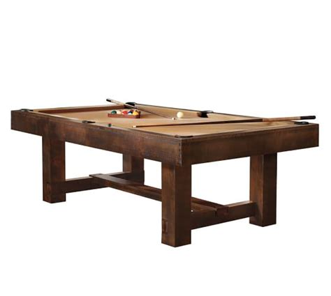 pottery barn table ls pottery barn pool table pottery barn