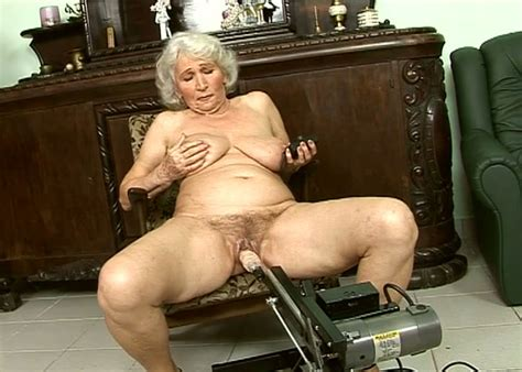 Bad Ass Granny Margarethe Is Getting Fucked With Sex