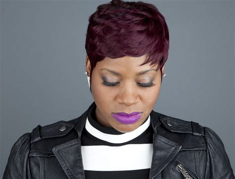Fantasia Different Hairstyles