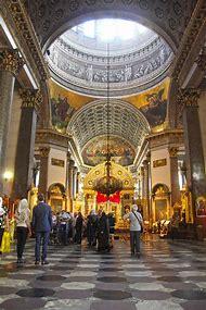 Kazan Cathedral St. Petersburg Russia
