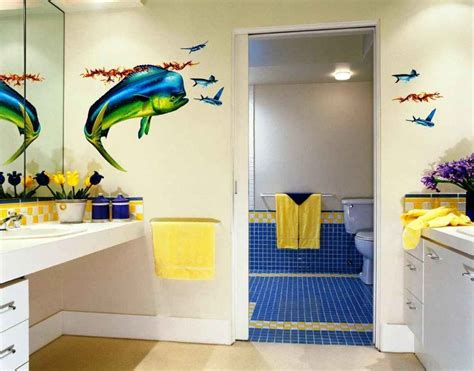 Cool Under Sea Bathroom Wall Decorating Ideas Open Living Floor Plans Plan Free Software 5th Wheel Toy Hauler A Frame Cottage Grand Designs Disney Castle Door Mother In Law House