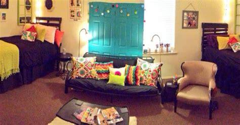 abilene christian university barret dorm room college