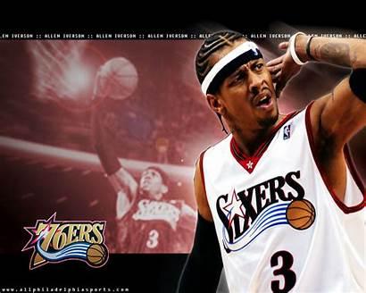 Iverson Allen 76ers Philadelphia Jersey Sixers Wallpapers