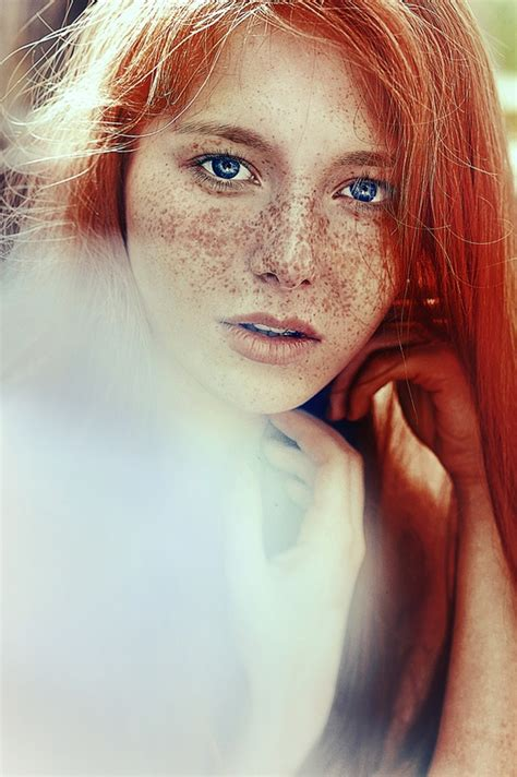 Mesmerizing Photos Of Redheads Doing What They Do Best