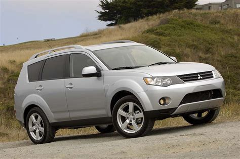 2007 Mitsubishi Outlander Picturesphotos Gallery