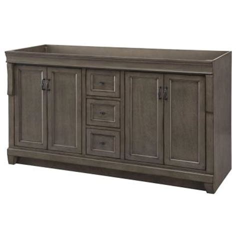 Distressed Bathroom Vanity Gray by Foremost Naples 60 In W Vanity Cabinet Only In Distressed
