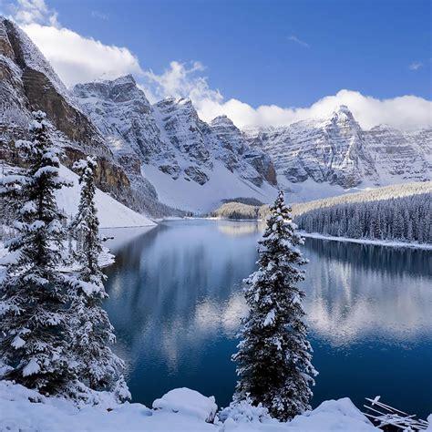 Winter Mountain Scenes Wallpaper (43+ Images