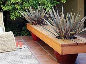 Fabriquer Un Banc De Jardin Original : banc de jardin pas cher diy quatre tutoriels en photos ~ Melissatoandfro.com Idées de Décoration