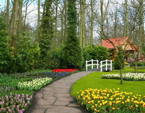 pictures of gardens the origin of garden rooms