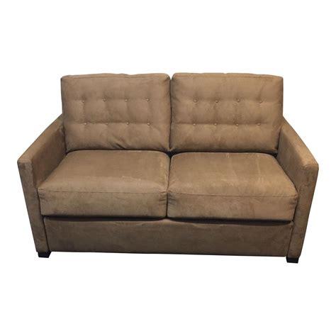 full size leather sleeper sofa american leather full size quot sue quot comfort sleeper sofa