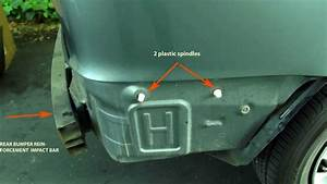 Remove Front Bumper Youtube How Much Will It Cost To
