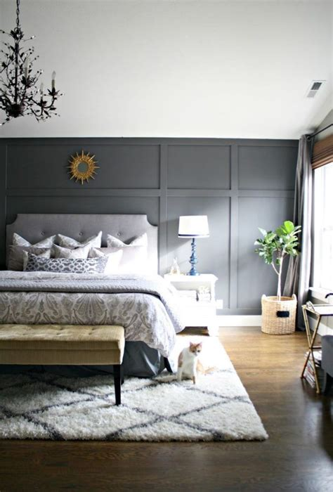 Bedroom With Accent Wall by Best 25 Purple Accent Walls Ideas On Purple