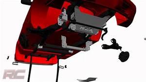 Rough Country U0026 39 S 1994-2003 Chevy S10 6 U0026quot  Suspension Lift Kit