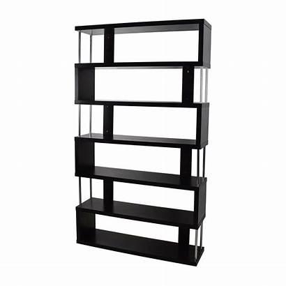 Shelf Zigzag Tall Unit Storage Shelving