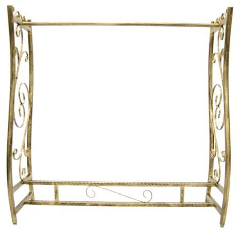 Decorative Garment Rack With Shelves by Display Garment Rack Decorative Clothing Rack
