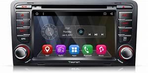Audi A3 Aftermarket Radio