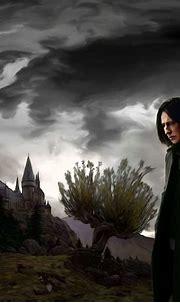 Snape Fanart - Severus Snape Fan Art (22974302) - Fanpop