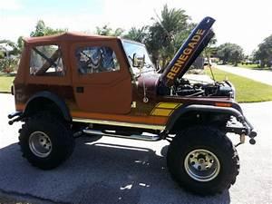 1983 Jeep Cj7 Renegade Sport Utility 2