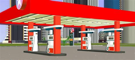 Garage Petrol by Simming In Magnificent Style Caltex Petrol Station Part 1