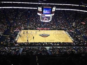 Sacramento Kings New Arena Seating Chart Smoothie King Center Seating Chart Views Reviews New