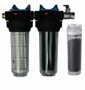 Filtre Eau De Puit : filtre 10 duo avec cartouche lavable 60 m cartouche ~ Premium-room.com Idées de Décoration