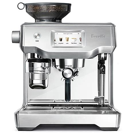 Machine A Expresso Breville 174 The Oracle Touch Complete Espresso Maker Bed Bath Beyond