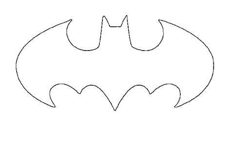 printable batman logo clipartsco