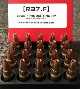 Fn 57 Defense Ammo R U0026r R37 F Fragmenting