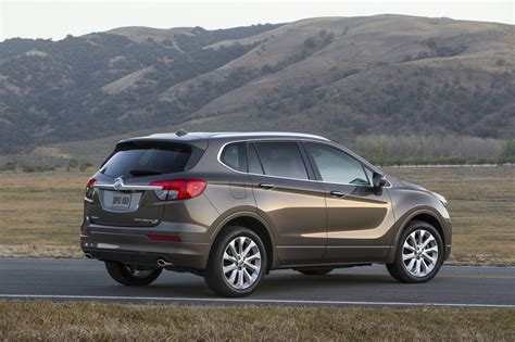 why the new buick envision is so quiet gm authority