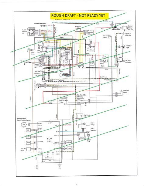 royal enfield bullet 500 wiring diagram wiring diagram