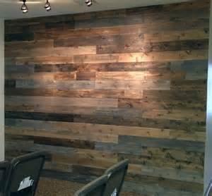 faux wood walls weathered wood wall jenna calder