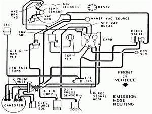 1993 Ford F 350 Vacuum Lines Diagram