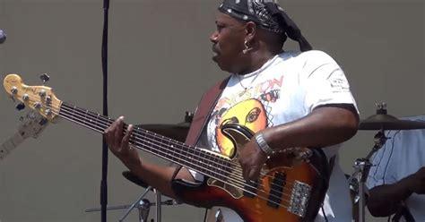 bass guitarist shreds guitar solo face melts twistedsifter