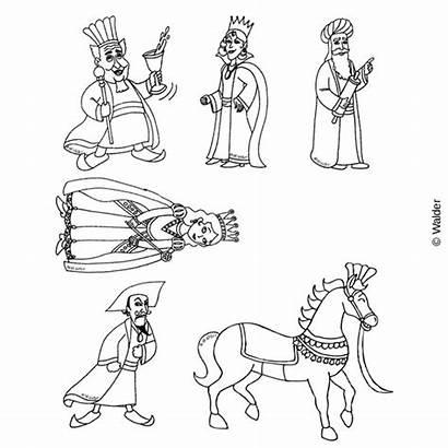 Purim Characters Clipart Esther Megillas Clip Cliparts