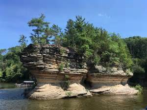 Wisconsin Dells River Tours