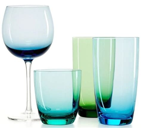 teal and aqua colors beautiful blue drinkware in hues bliss living