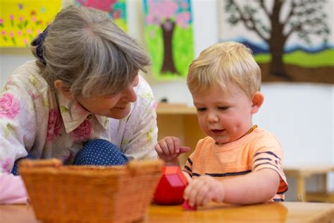 At Home With Montessori - A Prepared Environment for Young ...