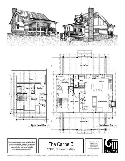 Log Cabin Kits Floor Plans by The Best Of Traditional Log Cabin Plans New Home Plans