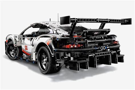 lego technic porsche 911 lego technic porsche 911 rsr hiconsumption