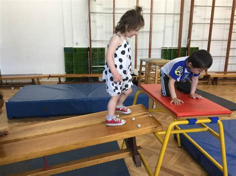 Physical Play - Brecknock Primary School