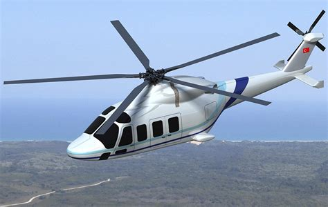 Tai Introduces T-625 Utility Helicopter