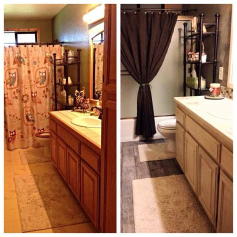 not shabby in folsom oak cabinets get a sophisticated update with old ochre chalk paint 174 decorative paint by annie