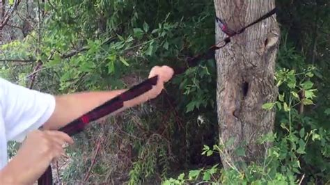 How To Use Hammock Tree Straps by How To Use The Ultimate Hammocks Tree Straps